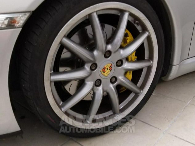 Porsche 997 Carrera 2 S - Kit X51 Gris artic Occasion - 1
