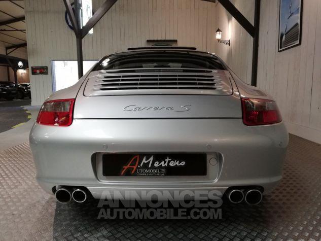 Porsche 997 Carrera S Gris Occasion - 4
