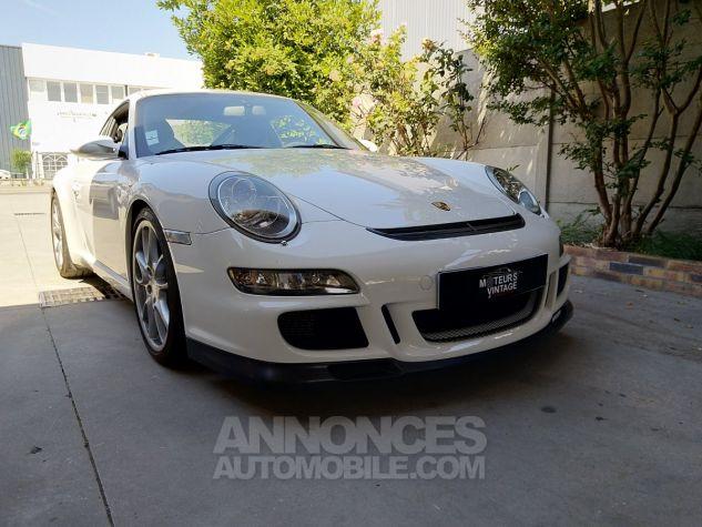 Porsche 997  GT3 CLUB SPORT blanc Occasion - 1