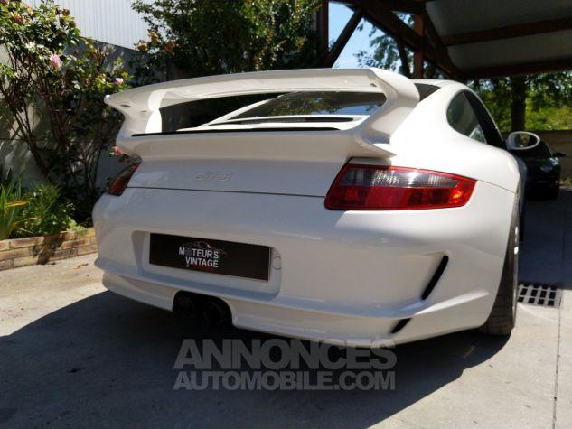 Porsche 997  GT3 CLUB SPORT blanc Occasion - 4