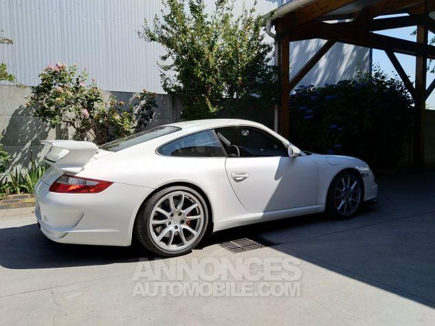 Porsche 997  GT3 CLUB SPORT blanc Occasion - 11