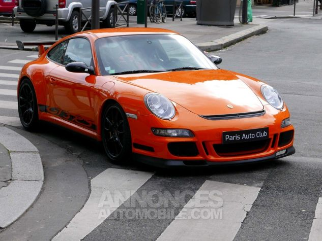 Porsche 997 GT3 RS 415 Orange verni Occasion - 2