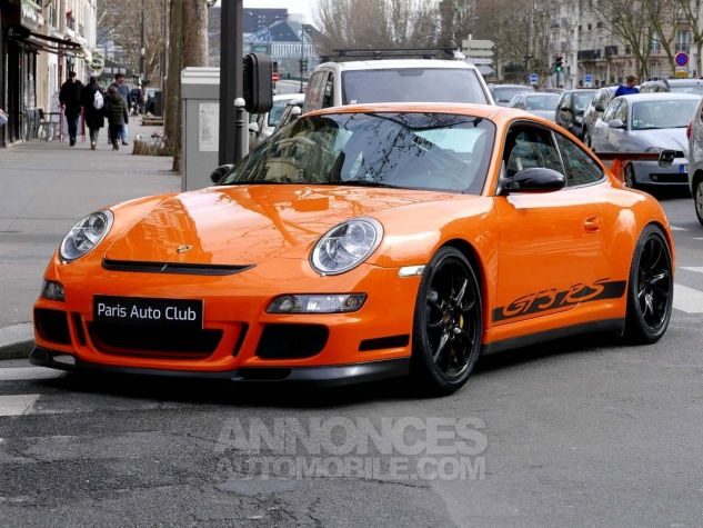 Porsche 997 GT3 RS 415 Orange verni Occasion - 0