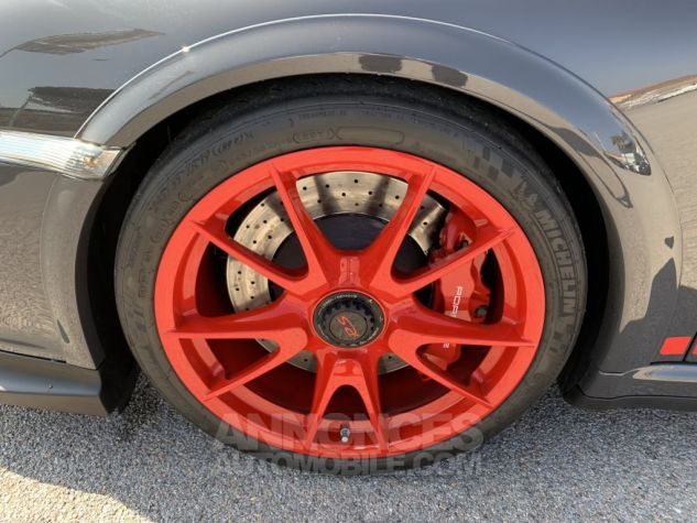 Porsche 997 GT3 RS COUPE 450 Gris Mastic verni  Occasion - 16