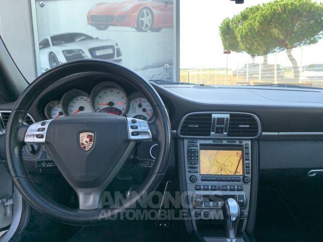 Porsche 997 TARGA 4S TIPTRONIC  ARGENT METAL Occasion - 17