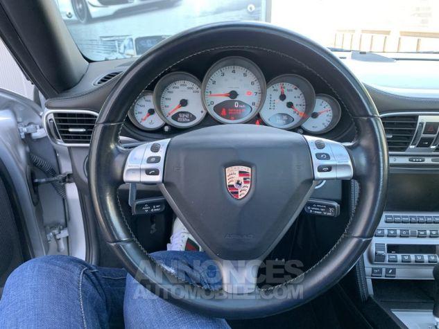 Porsche 997 TARGA 4S TIPTRONIC  ARGENT METAL Occasion - 18