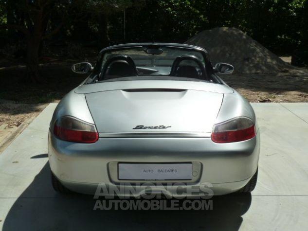 Porsche Boxster 2.5 L GRIS ARTIC METALLISE Occasion - 7