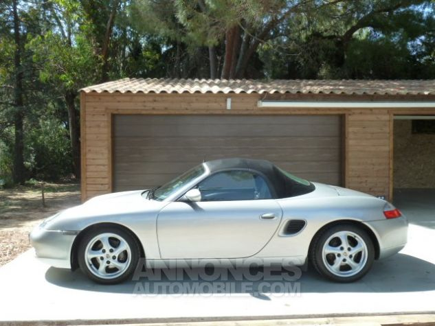 Porsche Boxster 2.5 L GRIS ARTIC METALLISE Occasion - 14
