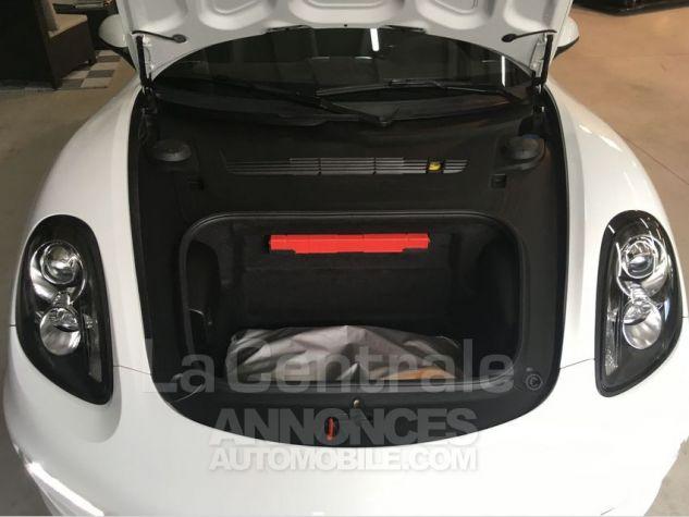 Porsche Boxster 3 TYPE 981 III (981) 2.7 265 PDK Blanc Metal Occasion - 8