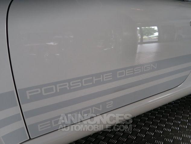 Porsche Boxster Porsche boxster s 987 design edition 2 500ex 303cv BLANC  Occasion - 8