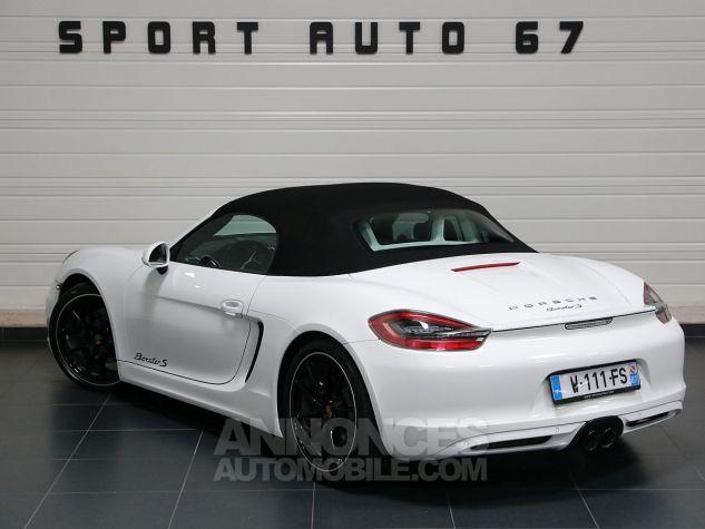 Porsche Boxster S Blanc Carrara Occasion - 2