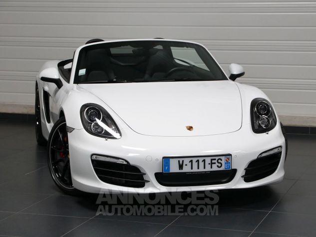 Porsche Boxster S Blanc Carrara Occasion - 5