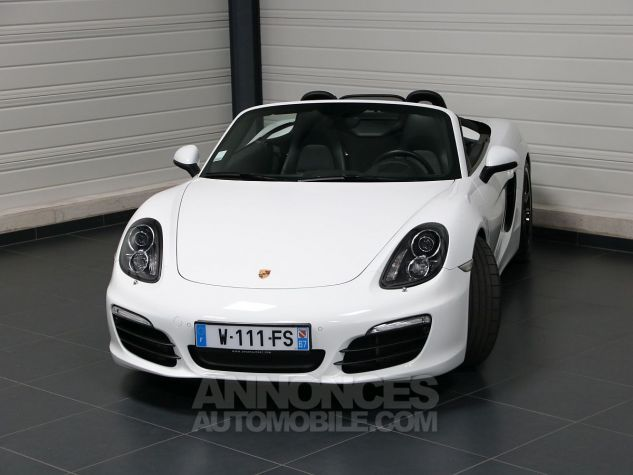Porsche Boxster S Blanc Carrara Occasion - 6