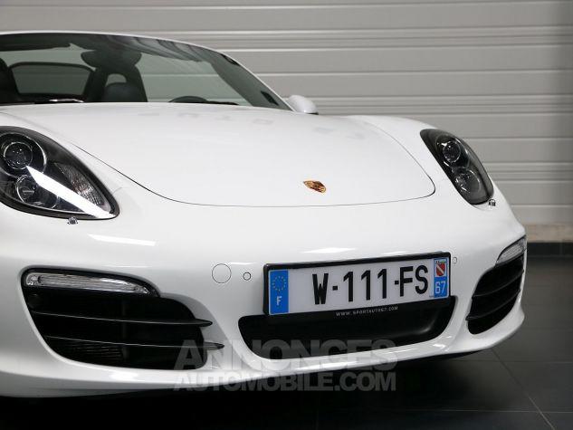 Porsche Boxster S Blanc Carrara Occasion - 7