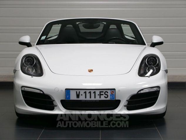 Porsche Boxster S Blanc Carrara Occasion - 9