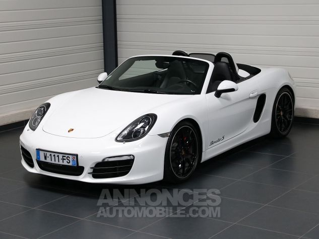 Porsche Boxster S Blanc Carrara Occasion - 10