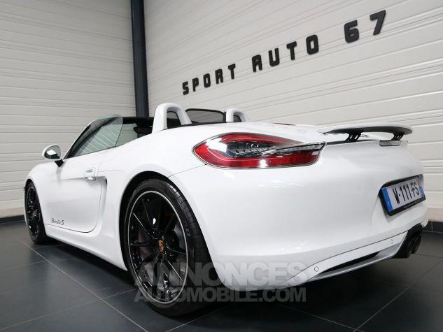 Porsche Boxster S Blanc Carrara Occasion - 41