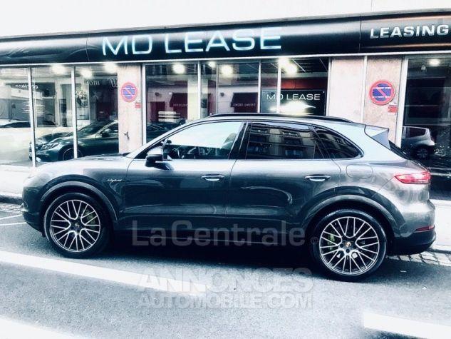 Porsche Cayenne 3 III E-HYBRID TIPTRONIC Gris Foncé Metal Leasing - 1