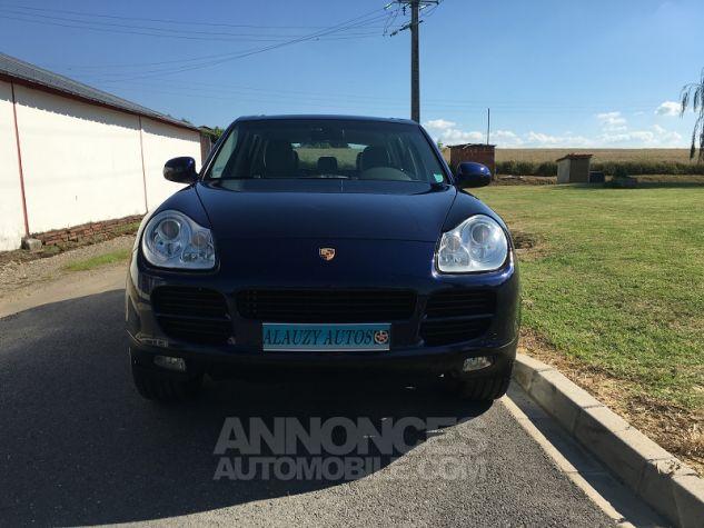Porsche Cayenne 955 S TIPTRONIC BLEU Occasion - 10