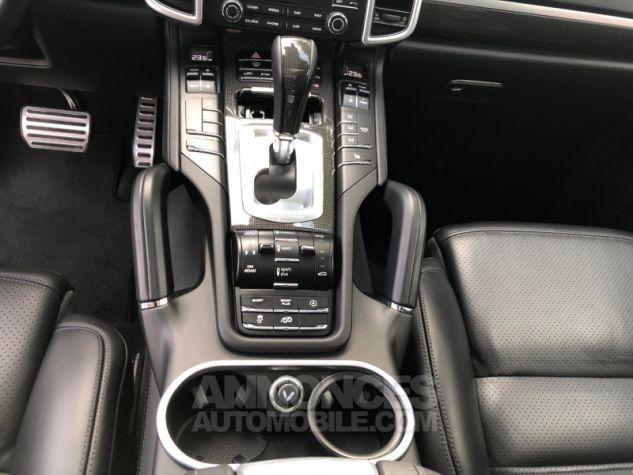 Porsche Cayenne (958) 4.8 570CH TURBO S Noir Occasion - 12