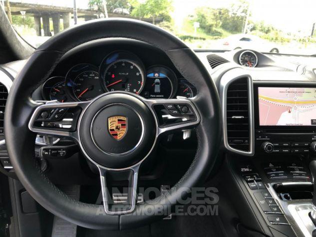 Porsche Cayenne (958) 4.8 570CH TURBO S Noir Occasion - 13