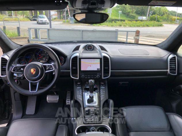 Porsche Cayenne (958) 4.8 570CH TURBO S Noir Occasion - 19