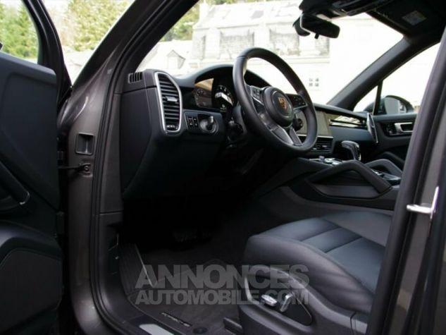Porsche Cayenne CAYENNE E HYBRIDE 462CV GRIS QUARTZ Occasion - 3
