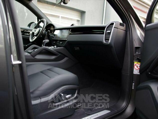 Porsche Cayenne CAYENNE E HYBRIDE 462CV GRIS QUARTZ Occasion - 5