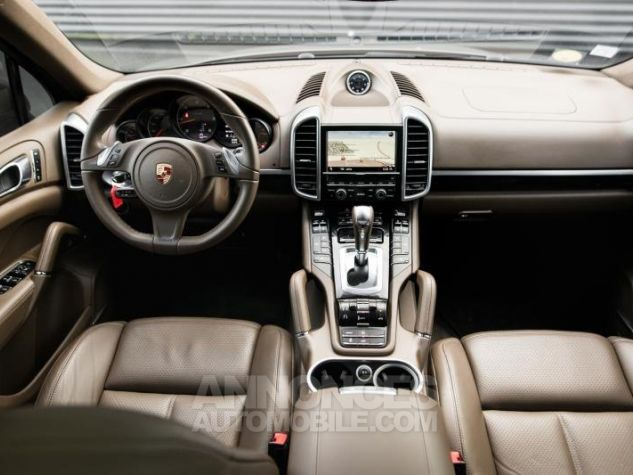 Porsche Cayenne Diesel Marron Occasion - 2