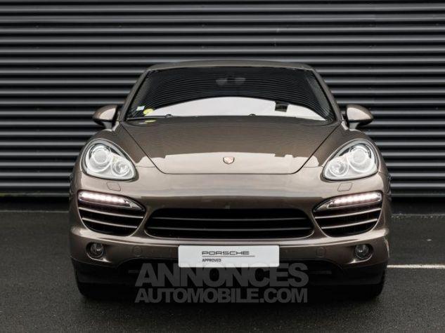 Porsche Cayenne Diesel Marron Occasion - 5
