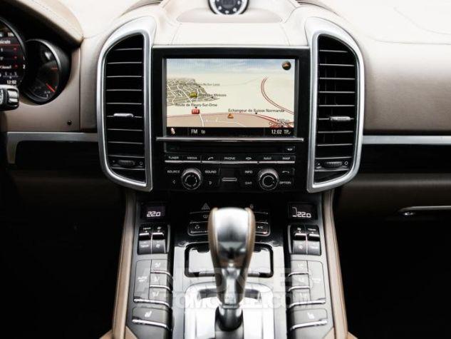 Porsche Cayenne Diesel Marron Occasion - 12