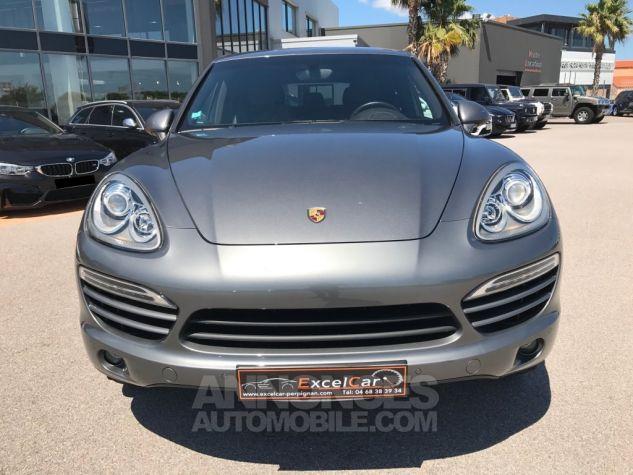 Porsche Cayenne II Diésel 245 Gris Méteor métal Occasion - 4