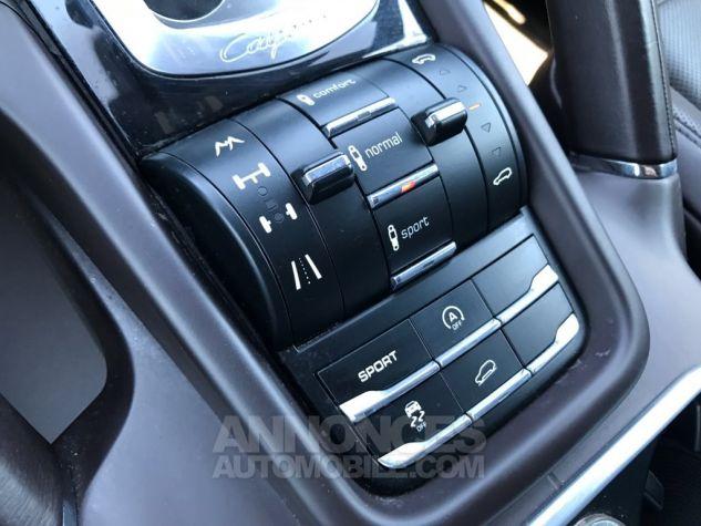 Porsche Cayenne II Diésel 245 Gris Méteor métal Occasion - 10