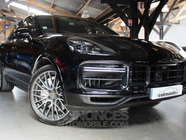 Porsche Cayenne III COUPE 4.0 550 TURBO Noir Occasion - 0