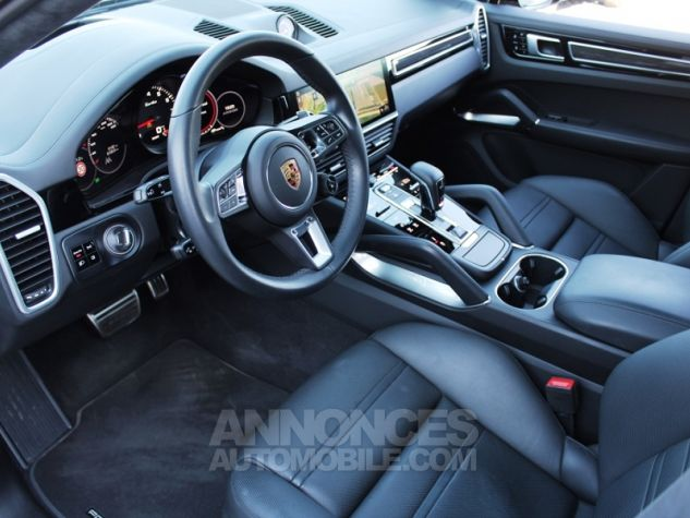 Porsche Cayenne III COUPE 4.0 550 TURBO Noir Occasion - 16