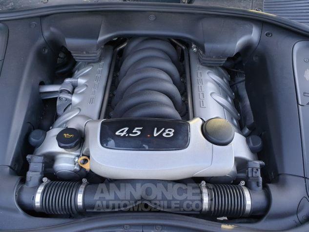 Porsche Cayenne S 4.5 L V8 340 GRIS CRISTAL METALLISE Occasion - 4