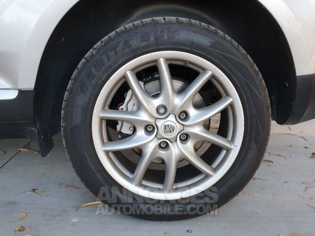 Porsche Cayenne S 4.5 L V8 340 GRIS CRISTAL METALLISE Occasion - 12