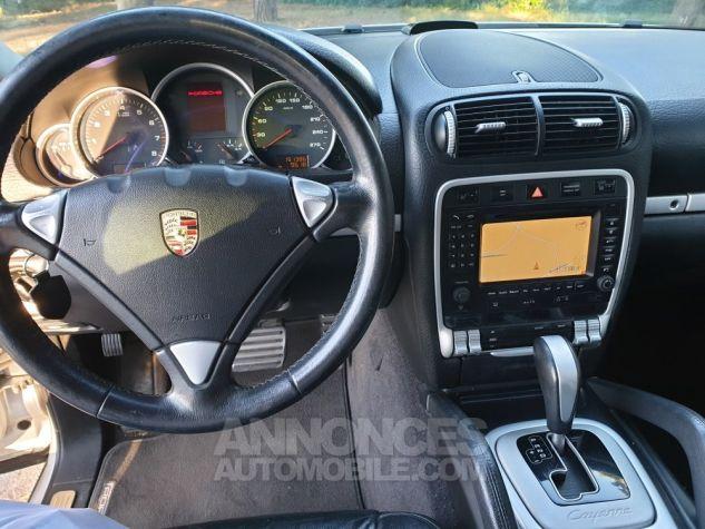 Porsche Cayenne S 4.5 L V8 340 GRIS CRISTAL METALLISE Occasion - 15