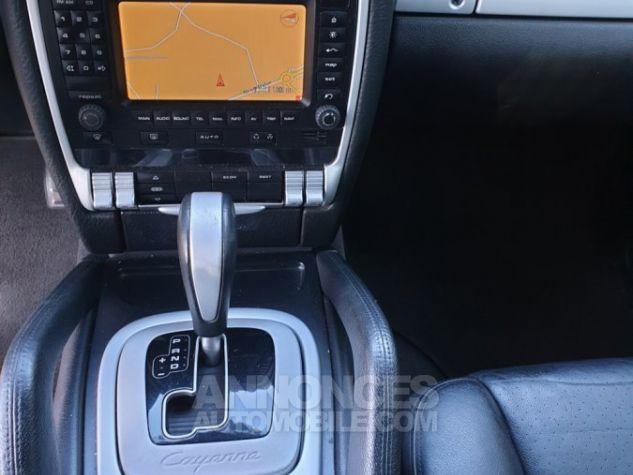 Porsche Cayenne S 4.5 L V8 340 GRIS CRISTAL METALLISE Occasion - 16