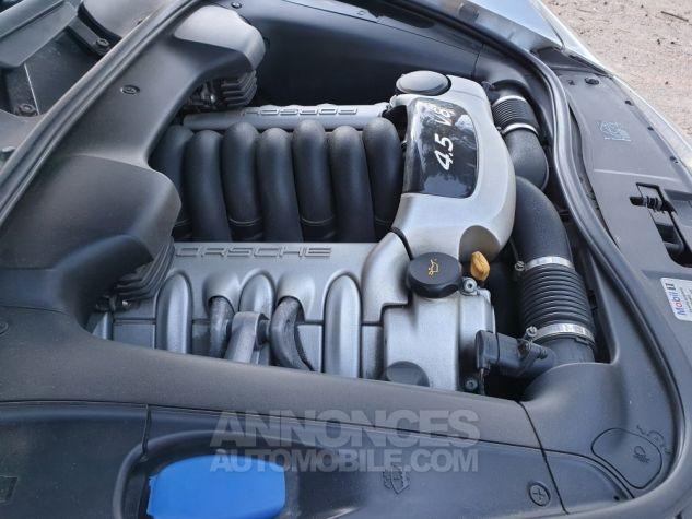 Porsche Cayenne S 4.5 L V8 340 GRIS CRISTAL METALLISE Occasion - 19