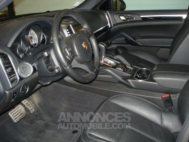 Porsche Cayenne S Diesel noir intense métallisé Occasion - 2