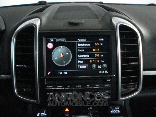 Porsche Cayenne S Diesel noir intense métallisé Occasion - 8