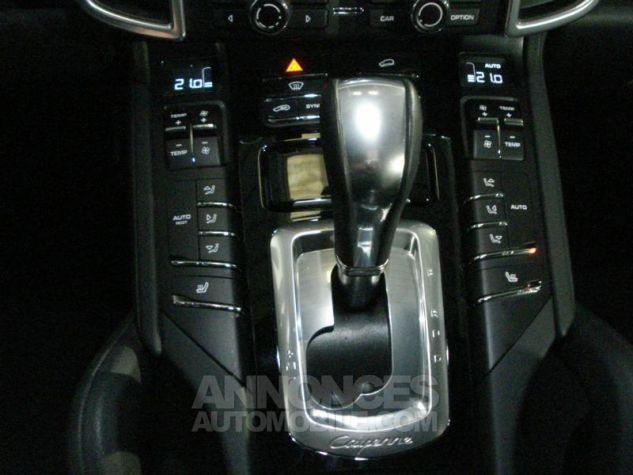 Porsche Cayenne S Diesel noir intense métallisé Occasion - 10