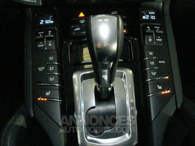 Porsche Cayenne S Diesel noir intense métallisé Occasion - 13