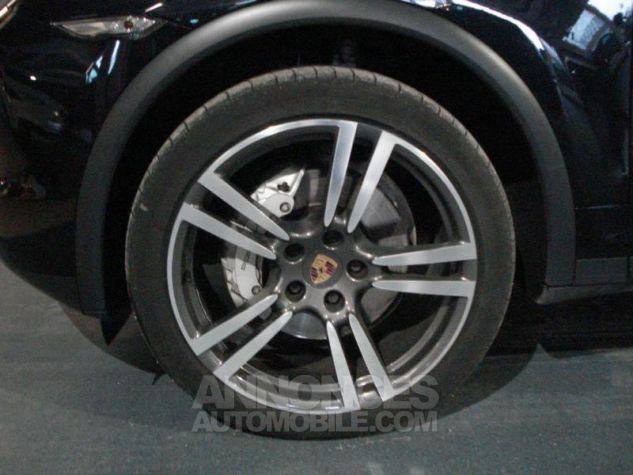 Porsche Cayenne S Diesel noir intense métallisé Occasion - 14