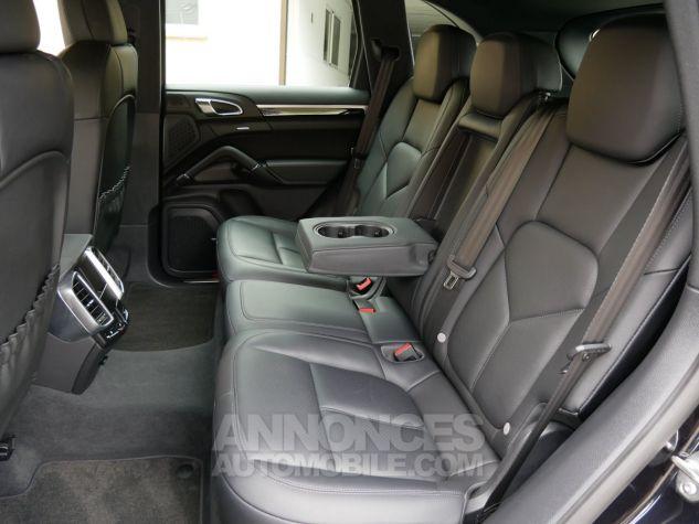 Porsche Cayenne S Diesel, Caméra, Attelage, Angle mort, Suspension Pneumatique Noir Intense métallisé Occasion - 9