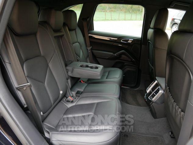 Porsche Cayenne S Diesel, Caméra, Attelage, Angle mort, Suspension Pneumatique Noir Intense métallisé Occasion - 10