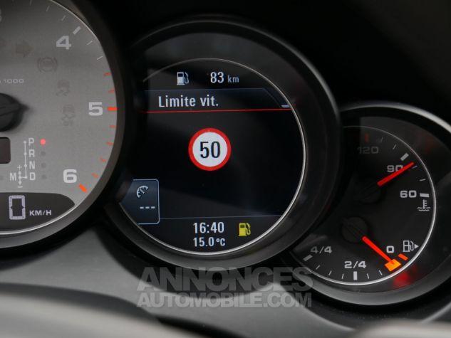 Porsche Cayenne S Diesel, Caméra, Attelage, Angle mort, Suspension Pneumatique Noir Intense métallisé Occasion - 12