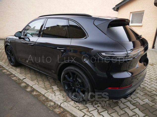 Porsche Cayenne S, Pack Sport Chrono, Matrix LED, Caméra de recul, BOSE, Roues arrière directrices Noir Intense métallisé Occasion - 4