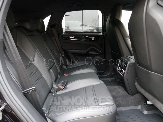 Porsche Cayenne S, Pack Sport Chrono, Matrix LED, Caméra de recul, BOSE, Roues arrière directrices Noir Intense métallisé Occasion - 8
